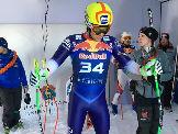 Marko Vukićević prvi srpski skijaš na legendarnoj trci u Kitzbuehelu
