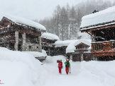 Rekordne padavine i izuzetna opasnost od lavina u Alpima