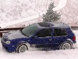 Kako voziti automobil po snegu?