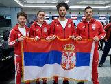 Olimpijski tim Srbije otputovao u Južnu Koreju